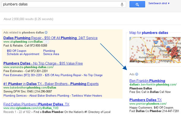 post10 img 1 - Google Makes Big Changes To Results Pages: No More Right Rail