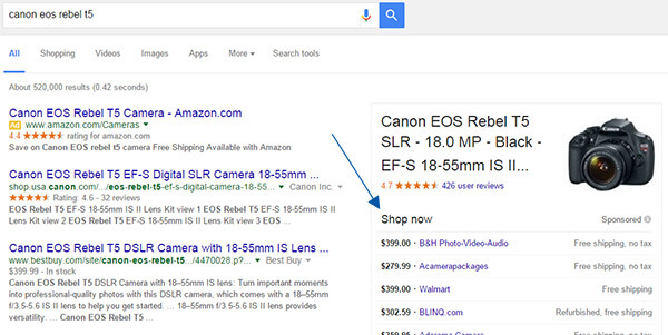 posts10 img 4 - Google Makes Big Changes To Results Pages: No More Right Rail